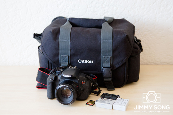 Starting out equipment Canon Rebel t4i 50mm lens