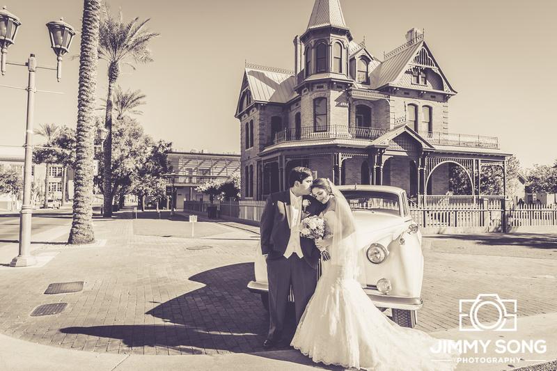 Phoenix Arizona Tucson Scottsdale Wedding Photographer