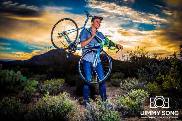 Tucson & Phoenix Arizona Senior & Graduation Senior Portraits University of Arizona