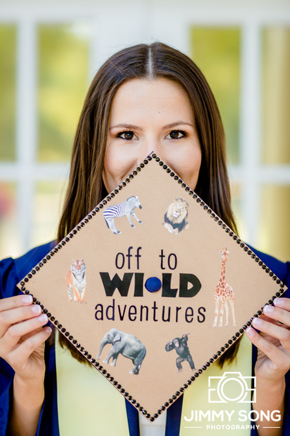 University of Arizona UofA Senior Grad Graduation Pic Pictures