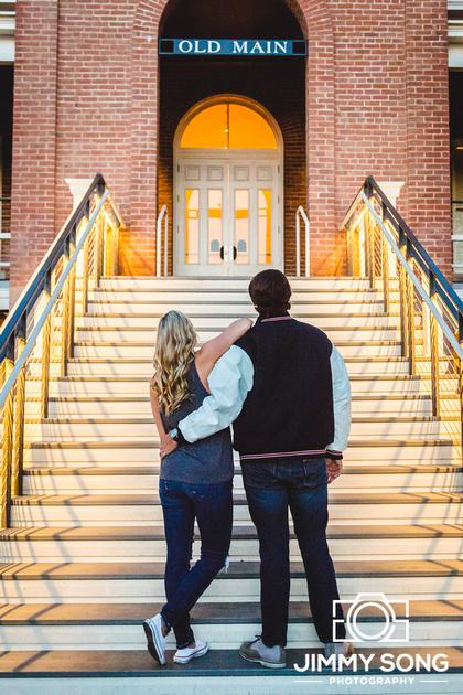 University of Arizona Tucson Senior Graduation Pictures Portraits Photographer Scottsdale Wedding Engagement Couples