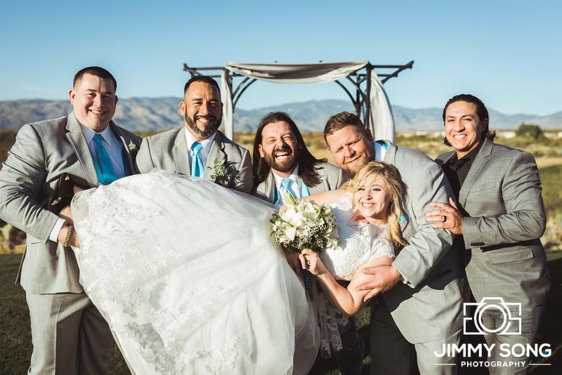 Candice & Mariano Wedding