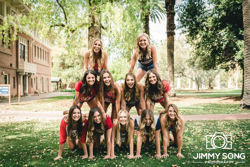University of Arizona Senior Grad Graduation Pictures Ideas