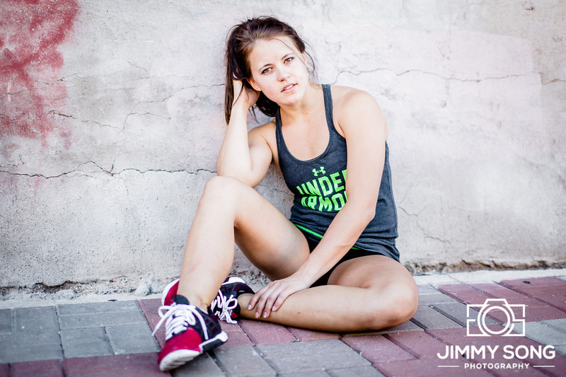 Tucson Arizona Crossfit Gym Athletic Photo Shoot Senior Portraits