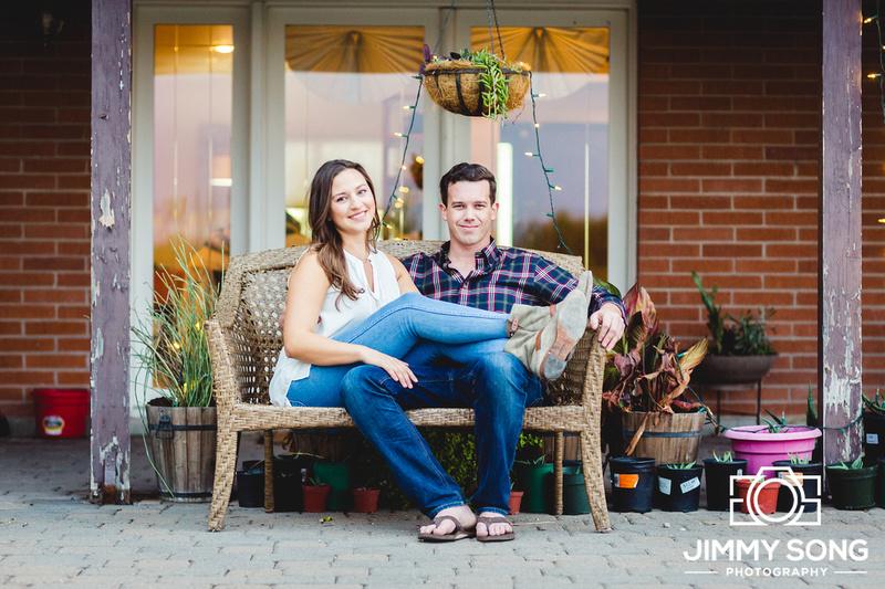 Lifestyle Engagement Pictures in Tucson Arizona
