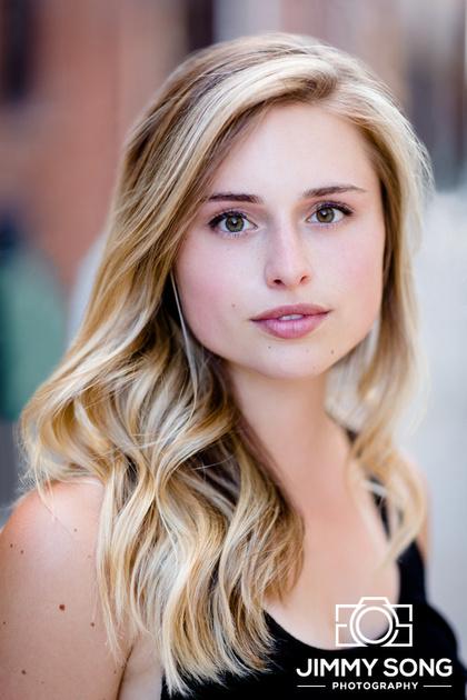 Tucson Scottsdale Arizona Actress Business Headshot Head shot Photography