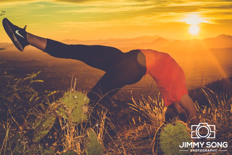 Mt.Lemmon Sunset Photoshoot