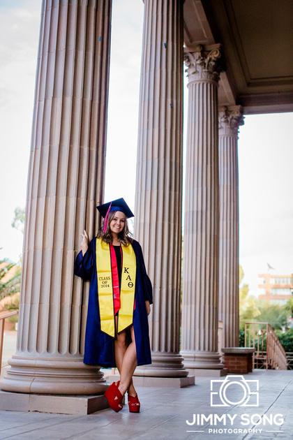 University of Arizona Senior Portraits
