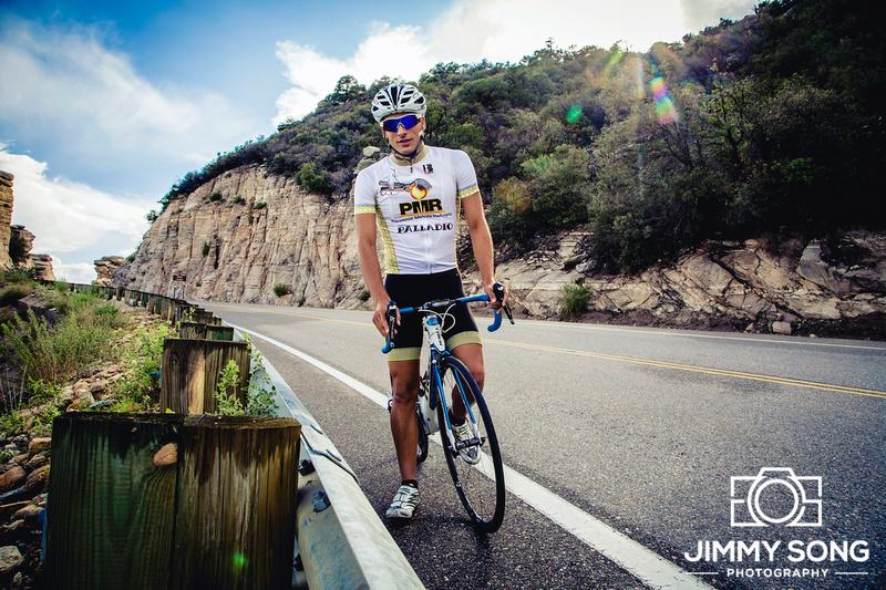 Tucson Arizona Mt. Lemmon Bicycle Photoshoot
